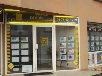 Cabinet Immobilier Diffusion - CID Saint-Bonnet-de-Mure (69720)